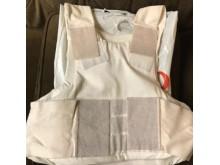 Vest found
