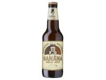 Banana Bread Beer packshot, flaska 330ml.