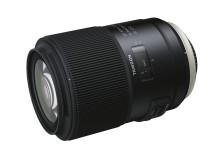 Tamron SP 90mm F/2.8 Macro Di VC USD, skrå forfra