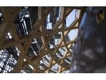 Umsetzbar auch dank der digitalen Möglichkeiten: Die doppelt gekrümmte Primärstruktur von La Seine Musicale in Paris. Bild: Design to Production