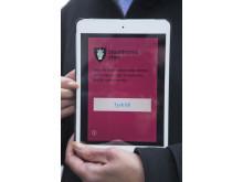 Stockholms stads app för felanmälan