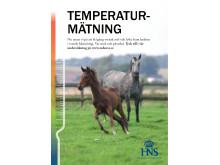 Temperaturmätning som ska lyfta kraften i svensk hästnäring