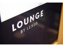 LOUNGE by Lexus på Bryssels flygplats