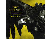 Twenty Øne Piløts - TRENCH artwork