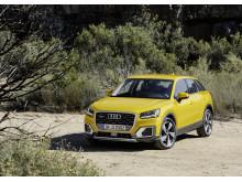 Audis nya luftfilter hjälper allergiker