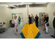 Invigning nya hästsjukhuset i Strömsholm