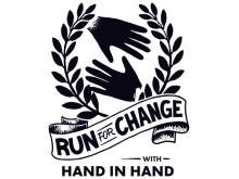 Run for Change logga för nerladdning