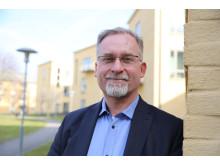 Dennis Larsson, professor i biomedicin vid Högskolan i Skövde