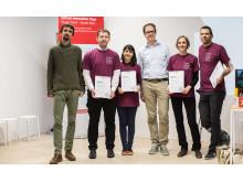 Cornelsen EdTech Innovation Days - Expertenteam ausgezeichnet