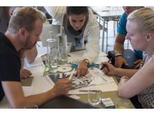 Deltagare på Design EntrepreneurSHIP