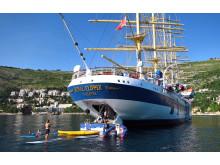 Royal Clipper vandsportaktiviteter