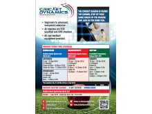 Easter Cricket Courses