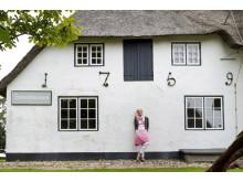 Die Initiatorin von Living History Sylt: Gästeführerin und Autorin Silke von Bremen