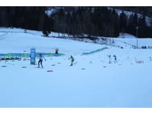 Sofie Elebro sexa i skiathlon i Universiaden