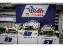 Mercedes-AMG fejrer fantastisk sæson i motorsport 2016