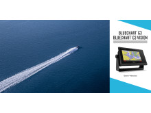 Garmin® BlueChart® g3 og BlueChart® g3 Vision med data fra Navionics