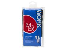 Mabs Work Knee Svart 36-38