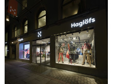 Haglöfs Brand Store Stockholm