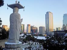 Sydkoreanskt tempel