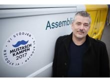 Joakim Karlsson, filialchef på Assemblin El i Linköping