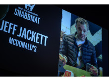 Jeff Jackett, McDonalds