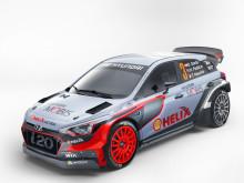 New gen i20 WRC front
