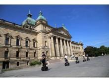 Fahrspaß am Bundesverwaltungsgericht