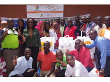 QNET Mali - Goody Bags distribution cheered up many happy faces