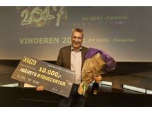Årets XL-BYG Byggecenter 2017 - BORG