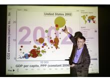 Hans Rosling 2010