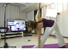 Yogaia - live and interactive!