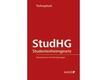 Tschrepitsch, Studentenheimgesetz