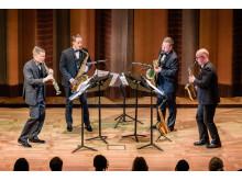 Kammarmusik Nordiska Saxofonkvartetten