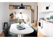 StayAt Hotel Apartments kitchen
