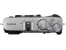FUJIFILM X-E3 silver top