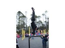 Knutahaugen aktivitetspark Fet