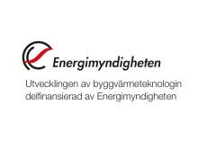 Utvecklingen av byggvärmeteknologin är delfinansierad av Energimyndigheten