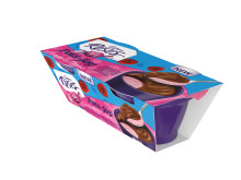 Cadbury Strawberry Dream Roses Pots of Joy