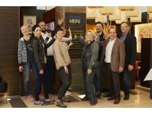 Hoteldirekten der teilnehmenden Berliner Hotels
