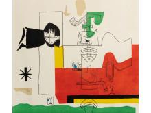 Totem, 1963. Le Corbusier,  ©FLC/BONO, Oslo kommunes kunstsamling.