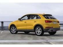 Audi Q3 i Mangogul metallak