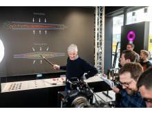 James Dyson_Launch Event Dyson Corrale_Dyson Demo Store Paris