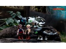 Aufbruch in die geheime Welt mit den DreamWorks Dragons Spielsets von PLAYMOBIL