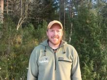 Kristian Eiken Olsen, produktansvarlig småviltjakt og fiske i Sør-Norge