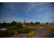 Kylmäpihlaja Lighthouse off the coast of Rauma