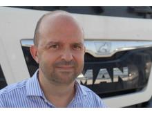 Søren Bruun Rasmussen – Ny Eftermarkedschef – detail, med ansvar for MANs egne detailforretninger
