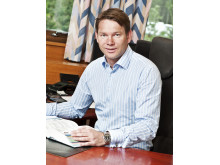 Jens Kristian Henriksen, administrerende direktør i TOOLS AS