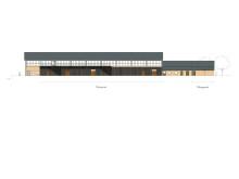 Ny terass i söderläge och nytt kontor