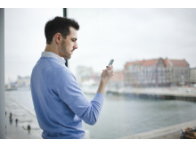 Styr boligen med mobilen uansett hvor du er