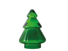 Gran 127 mm grønn